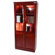 مكتبات خشبيه